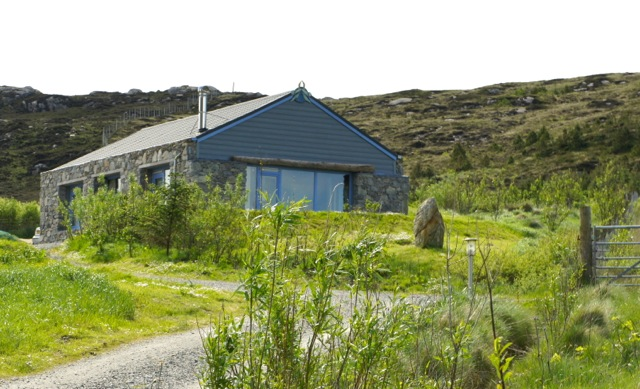 luxury accommodation Outer Hebrides