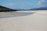 Grandfather's House Selfcatering Beachview cottages on Isle of Harris Scotland rental