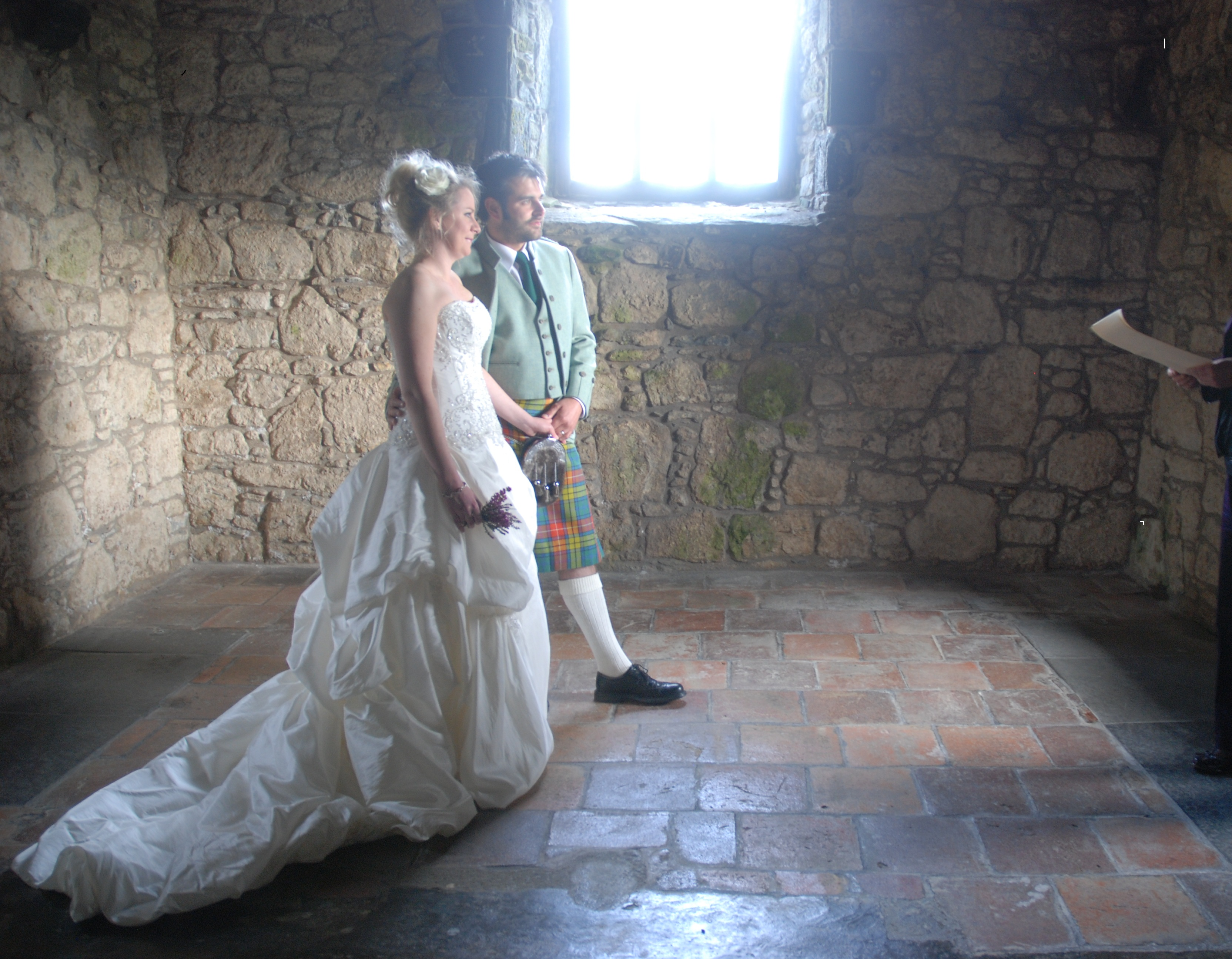 Harris, Scottish Wedding